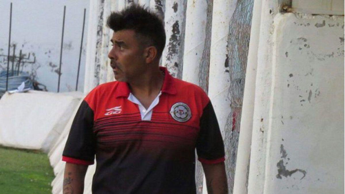 Miguel Nievas se alejó del equipo que preside Torrico. Foto: gentileza Prensa FADEP.