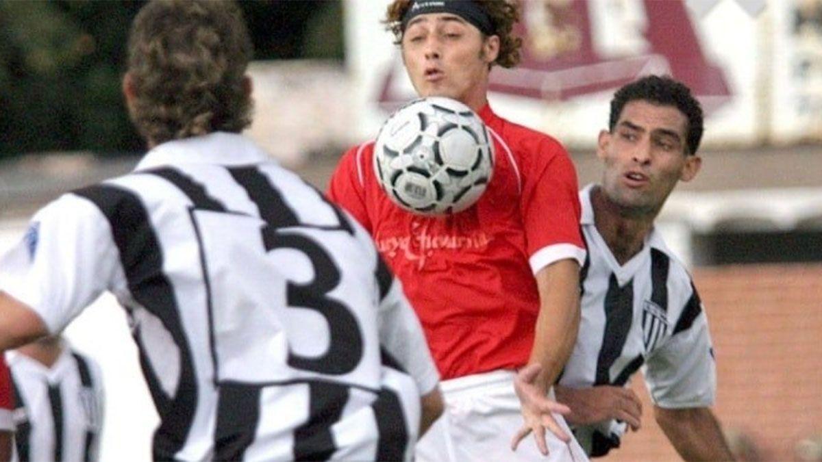 Diego Mosca supo pasar por varios clubes mendocinos.
