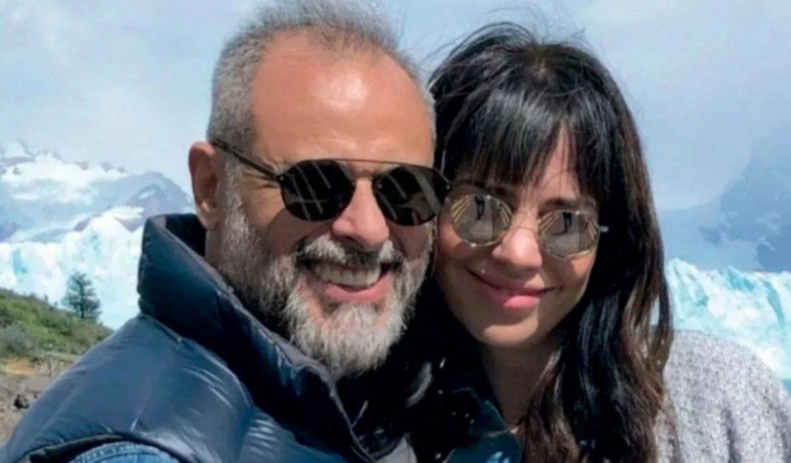 Romina Pereiro reveló qué es lo peor de estar en pareja con Jorge Rial
