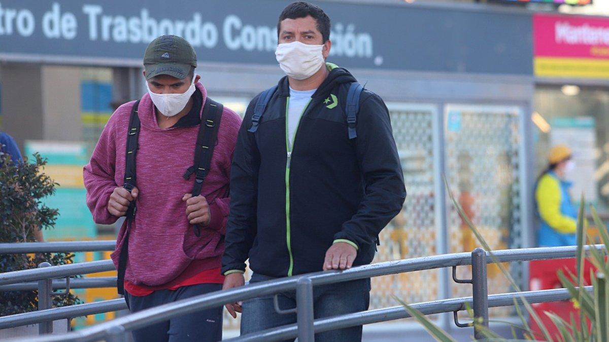 Casi 6.000 nuevos casos de coronavirus reportó el Ministerio de Salud de la Nación este sábado.