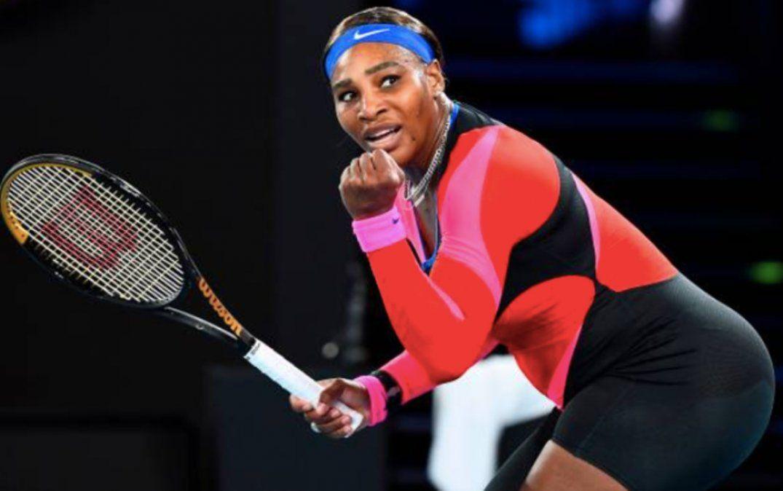 Serena Williams igualó a Federer y es semifinalista en Australia