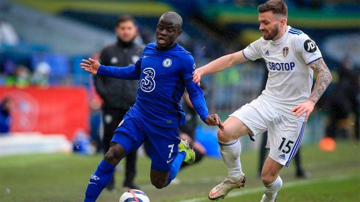 El Leeds de Bielsa igualó sin goles contra el Chelsea