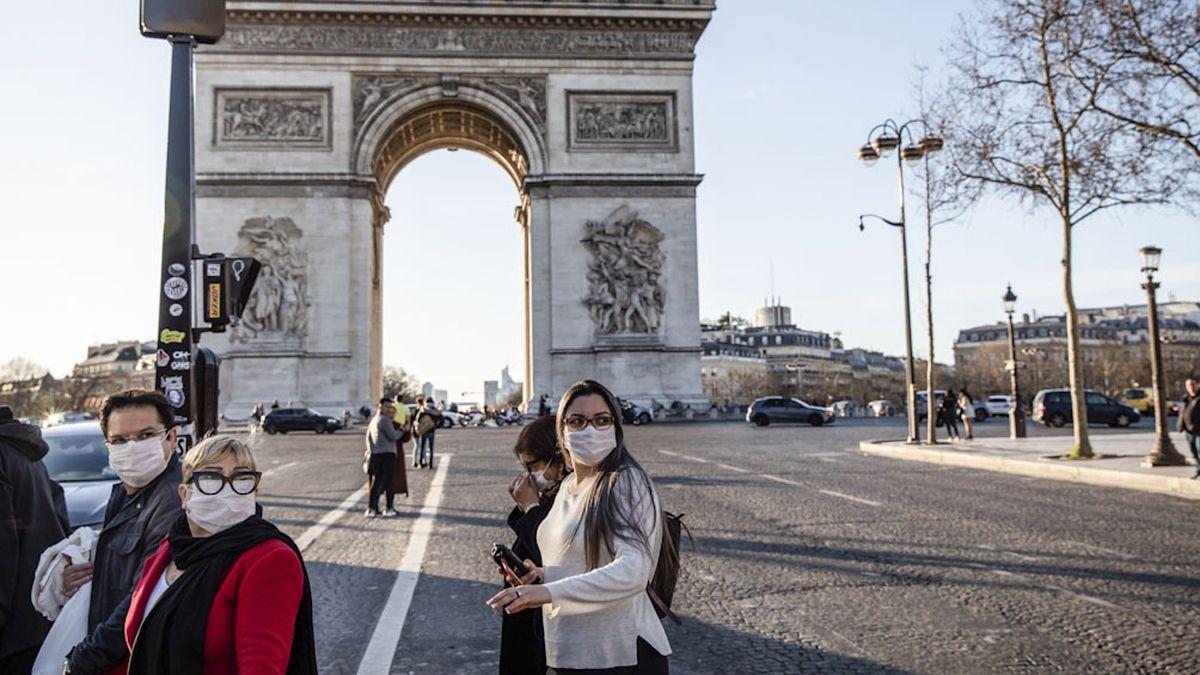 Francia aplicará una medida de restricciones para ampliar el aislamiento por el avance del Covid-19.