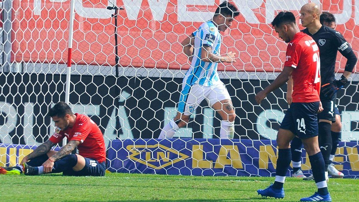Independiente perdió y complicó sus chances de clasificación