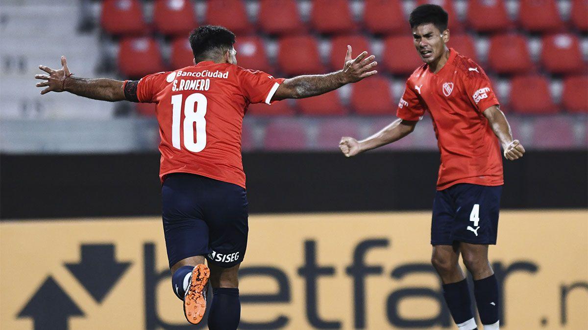 Independiente pasó a los octavos de la Sudamericana