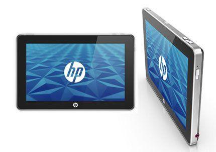 HP publica las primeras imágenes de la HP Slate