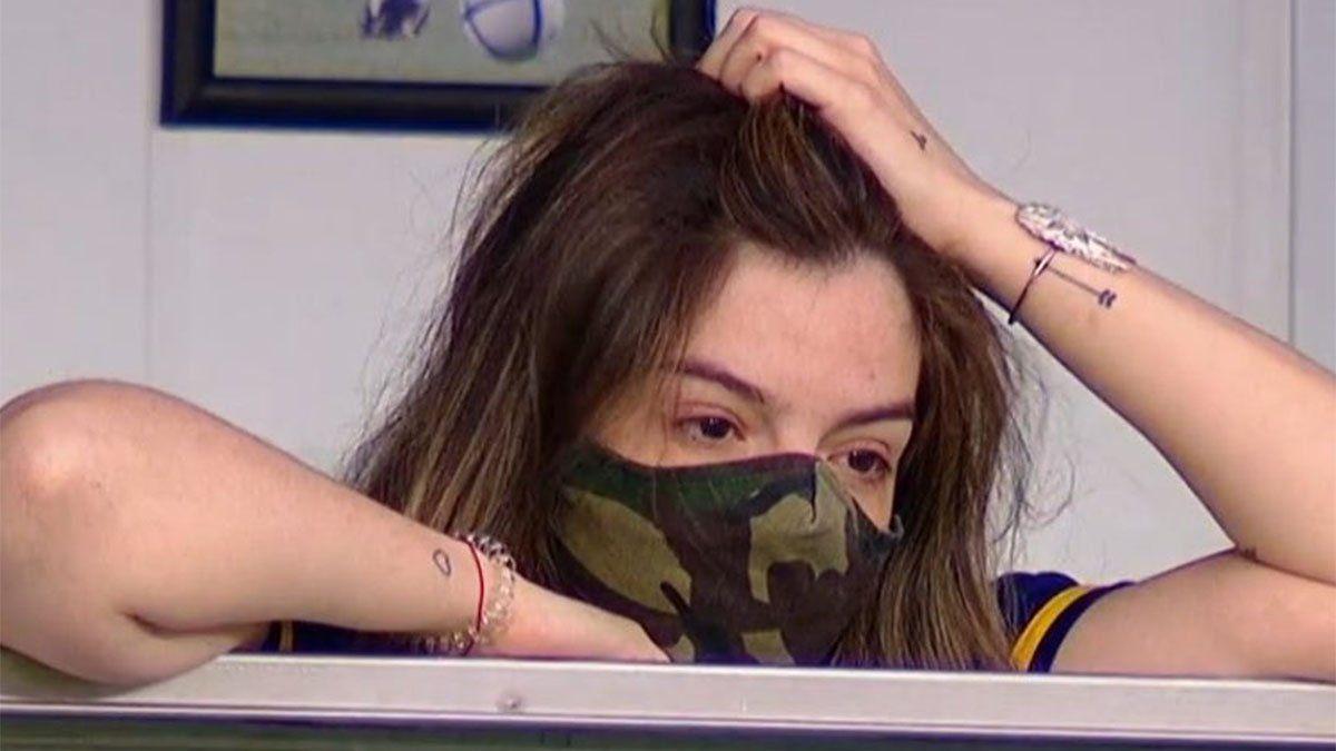 Dalma Maradona, durísima contra la dirigencia de Boca