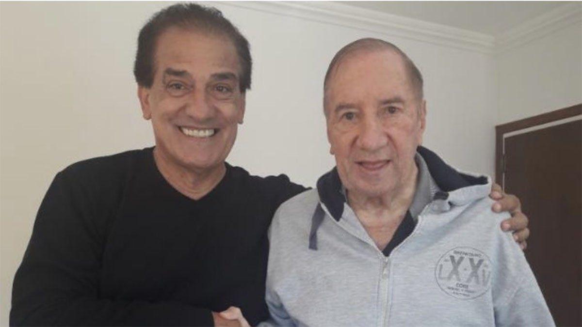 Bilardo preguntó por Maradona: ¿Dónde estará el Diez?