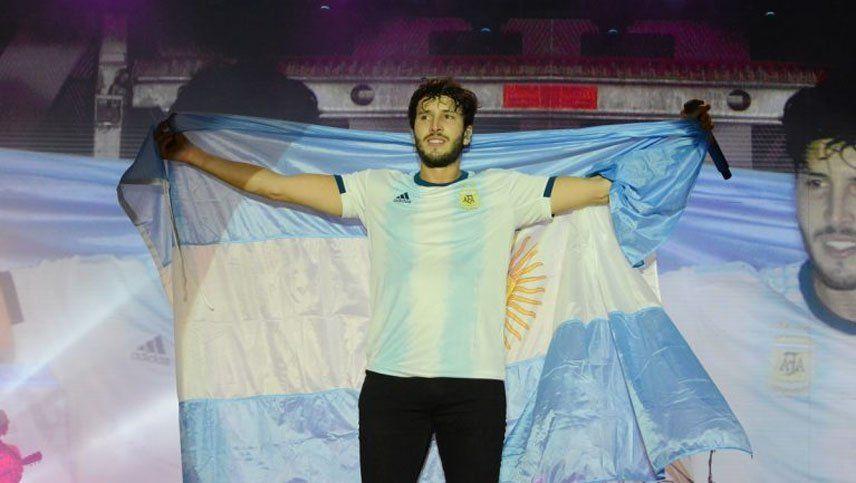 ¿Te lo perdiste? Mirá lo mejor de Sebastián Yatra en Rivadavia Canta al país