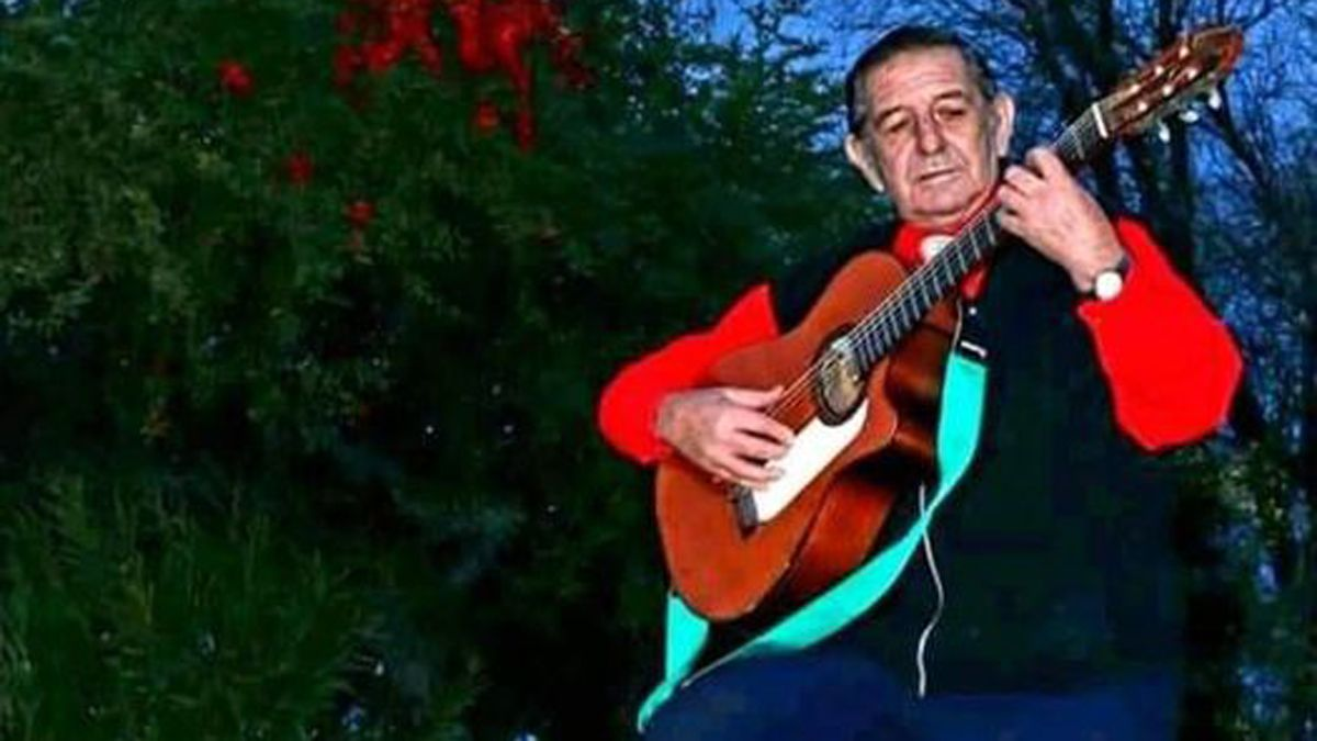 El querido Chimica González falleció este miércoles en Tunuyán.