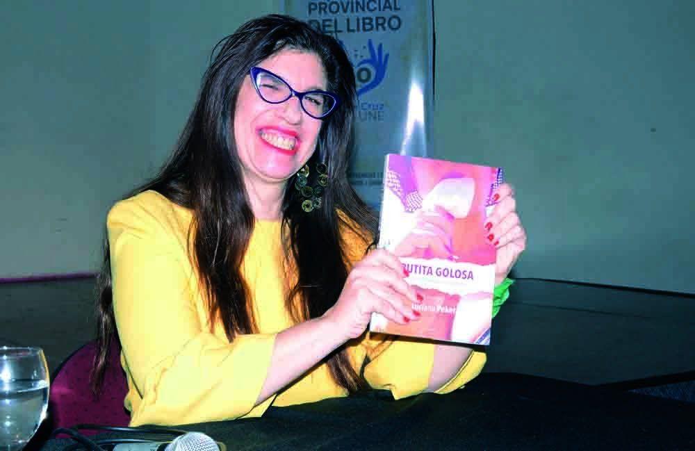 Luciana Peker, un ícono feminista en la Feria del Libro