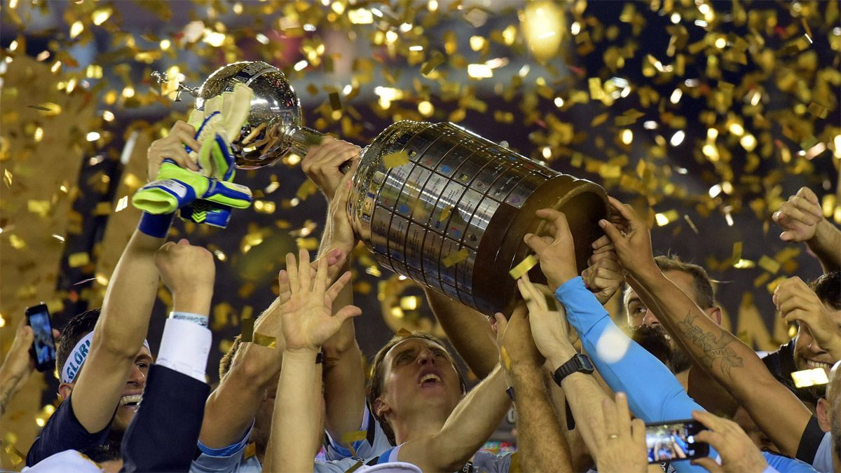La Copa Libertadores comenzará con siete equipos argentinos