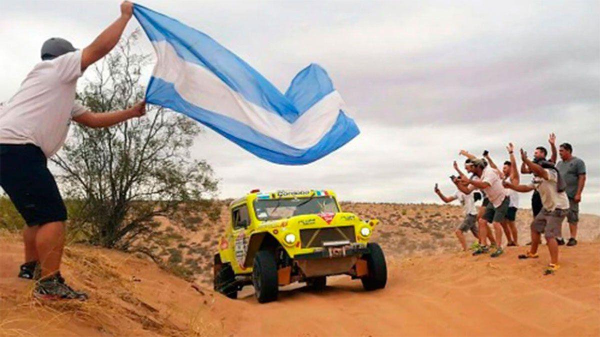 Con seis mendocinos, estos son los 15 argentinos en el Dakar