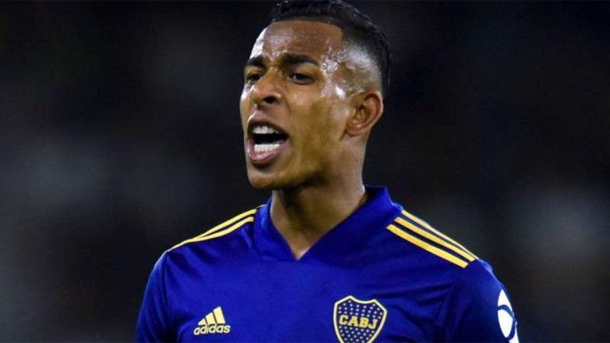 Sebastián Villa tiene un futuro incierto en Boca.