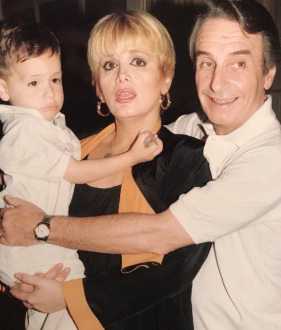 Carmen Barbieri en coma: la angustiante foto de Fede Bal