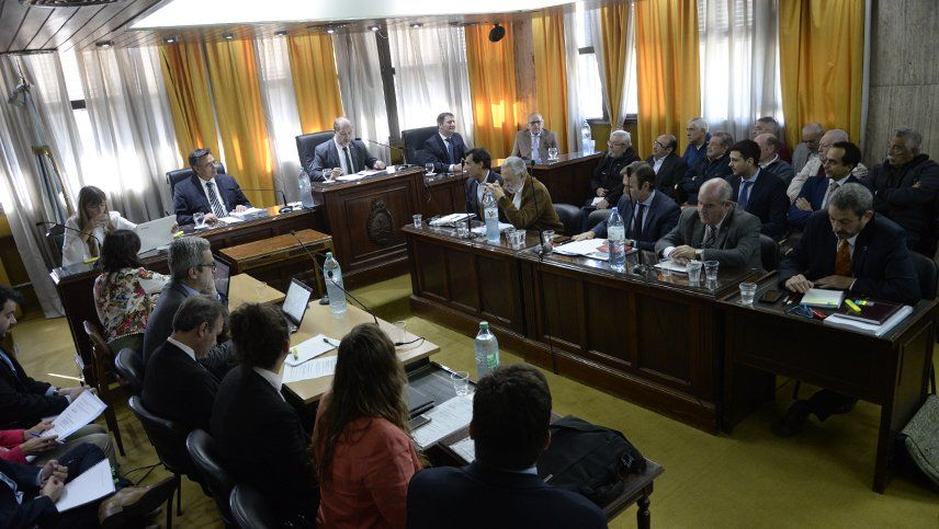 Piden armar una mesa de contingencia para reanudar el 9° juicio de lesa humanidad