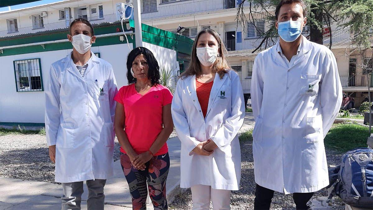 El hospital Lagomaggiore realizó su primer implante coclear en adultos