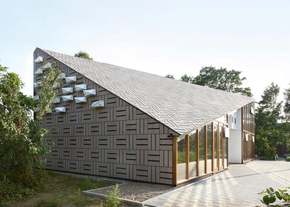 Un Edificio de Uso de Energía Cero acompaña la propuesta pedagógica de una escuela de Ámsterdam
