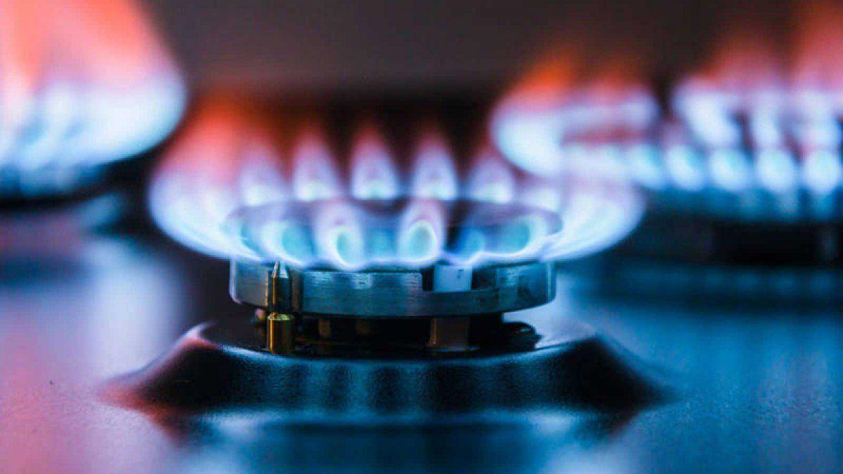 Aumenta el gas en hogares y pequeñas y medianas empresas