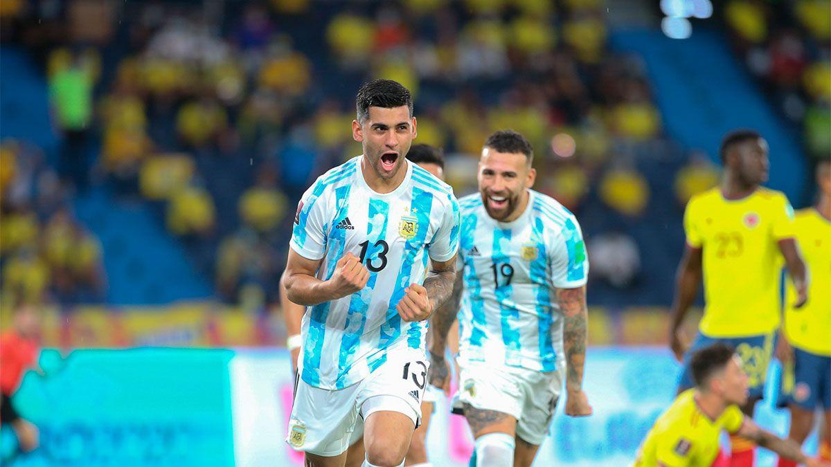 La Selección está en Argentina y piensa en la Copa América