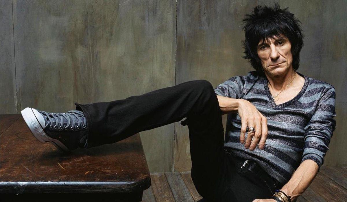 The Ronnie Wood Band tributa a Jimmy Reed: nuevo single