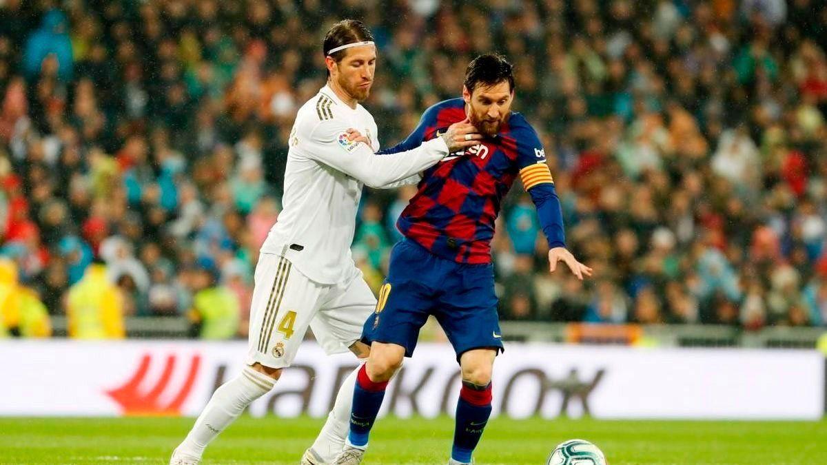 Lionel Messi y Sergio Ramos podrían jugar juntos en 2021
