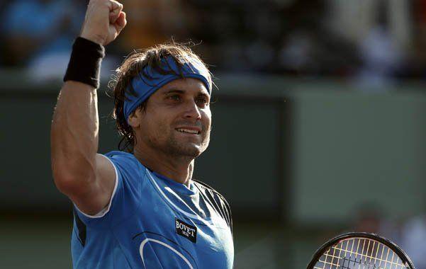 Tenis: Ferrer ganó y espera rival en Miami