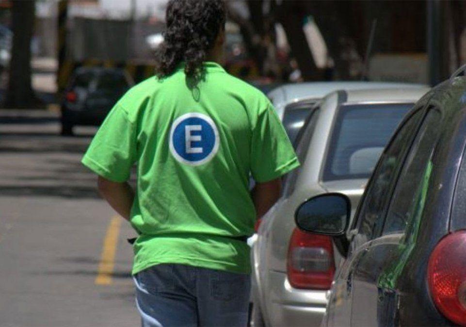 Confinamiento. Por decreto la Ciudad no cobra el estacionamiento medido hasta el domingo.