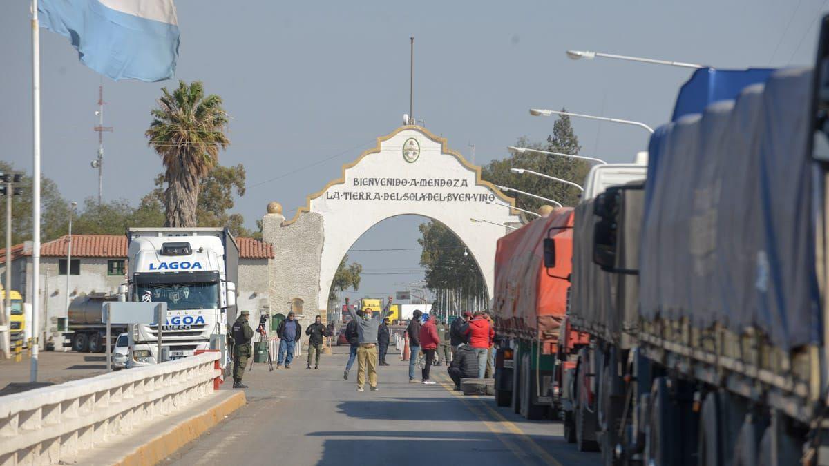 El cierre y las restricciones producto de la pandemia para pasar por San Luis