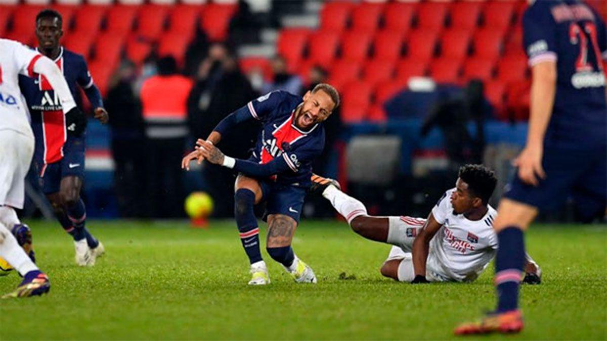Tras el susto, Neymar podría reaparecer en el PSG