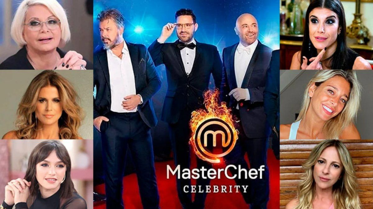 Reality show. MasterChef Celebrity II tuvo el mayor rating desde comenzó.