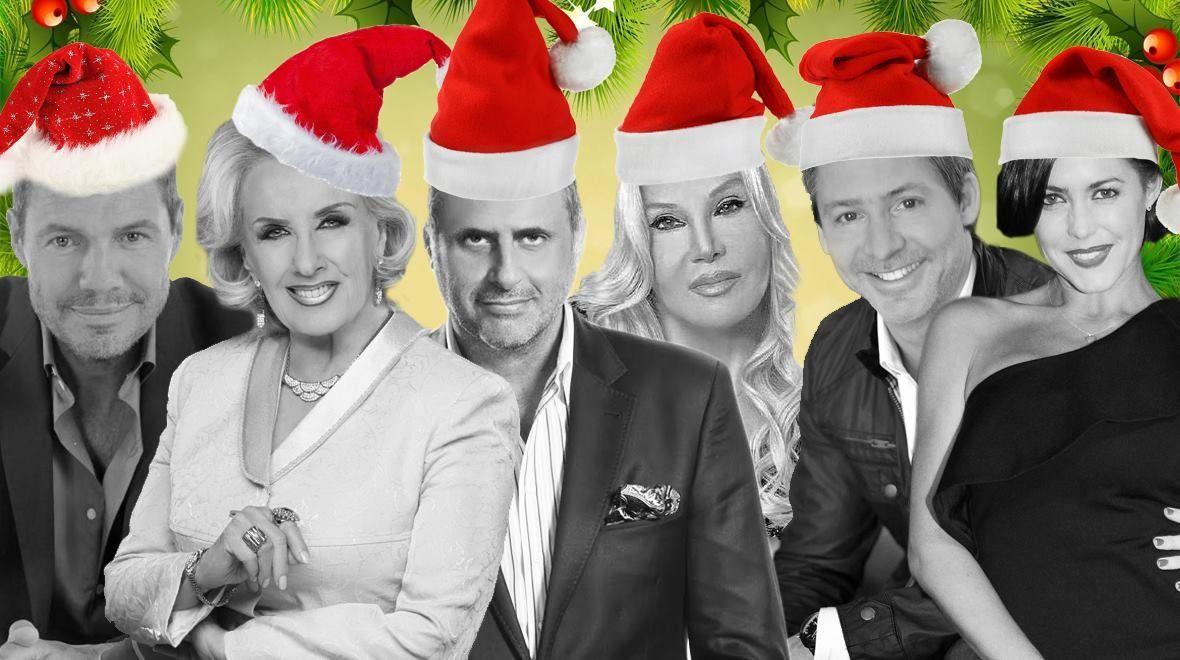 Los saludos y deseos de Navidad de los famosos