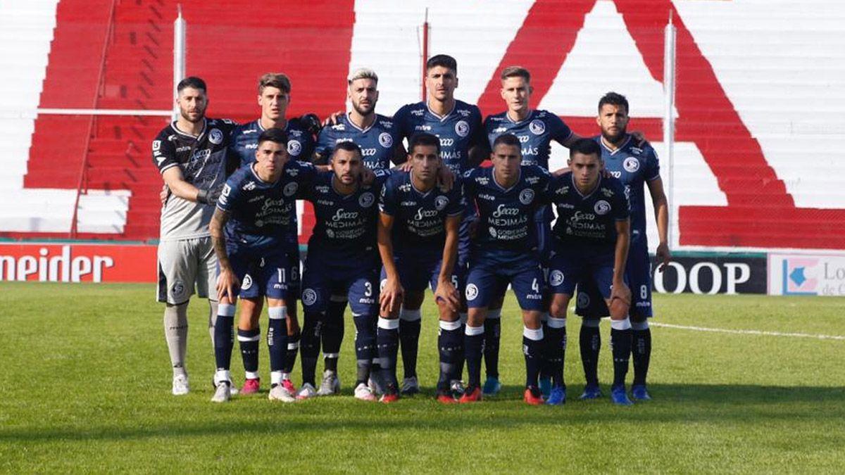 Cristian Aracena valoró el rendimiento de Independiente