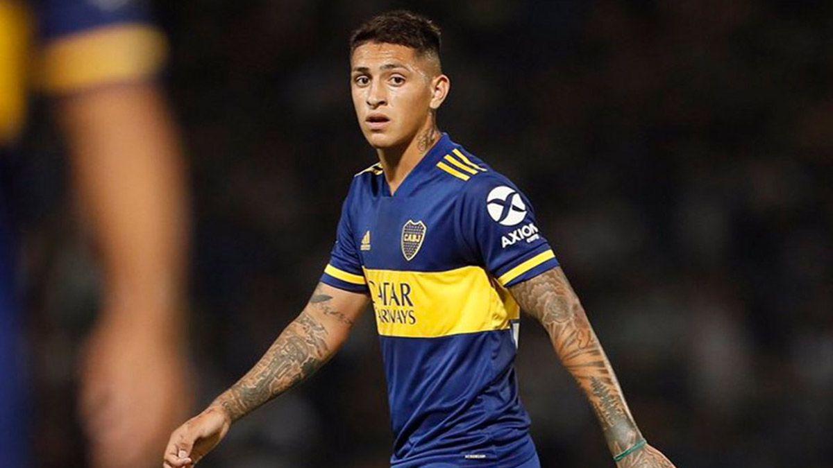 Gastón Ávila dio positivo y hay preocupación en Boca
