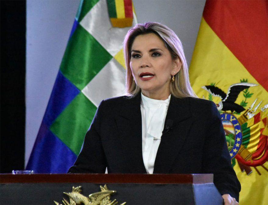 La presidenta Jeanine Áñez había nombrado nuevos ministros en el gabinete