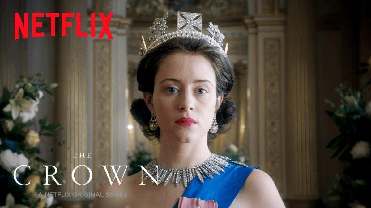 Ficción. Netflix aclaró que The Crown es ficticia.