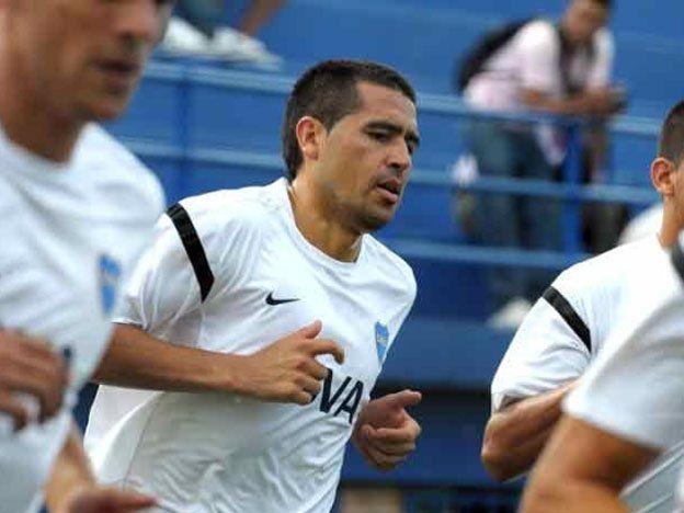 Boca espera la recuperación de Román para jugar la Copa