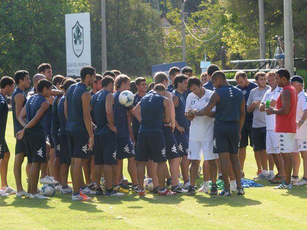Independiente retomó los entrenamientos y ya piensa en Gimnasia y Esgrima La Plata