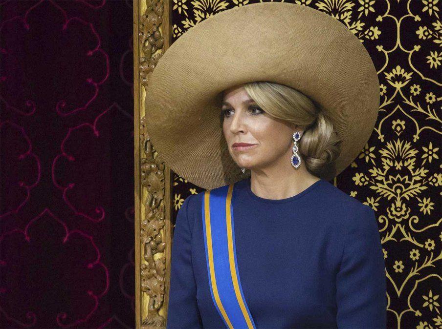 La argentina reina de los Países Bajos
