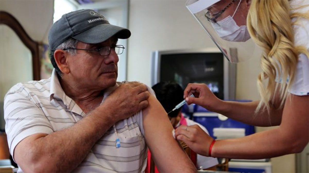 A tres meses del comienzo del plan de vacunación