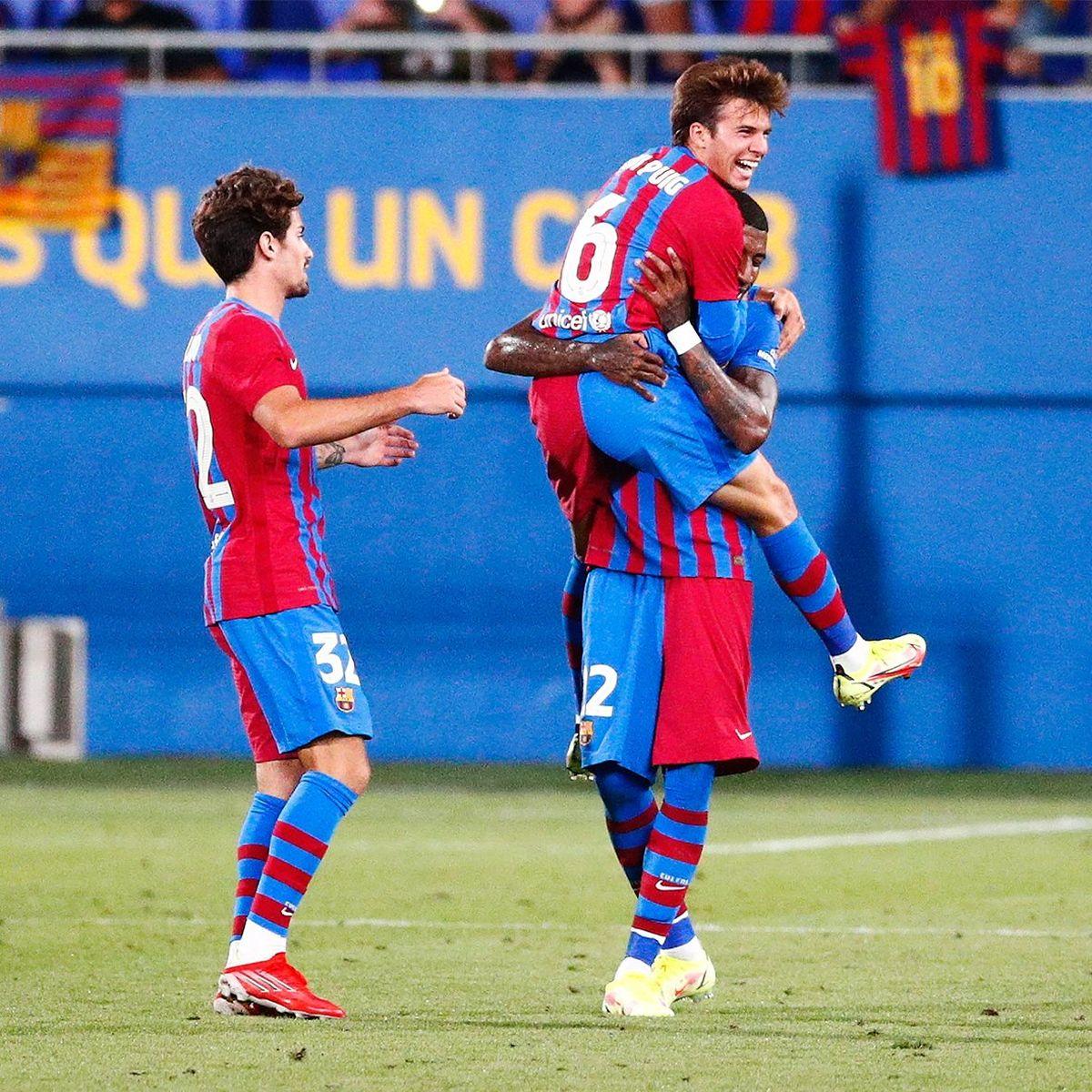 Barcelona despidió a Lionel Messi y luego venció a Juventus.