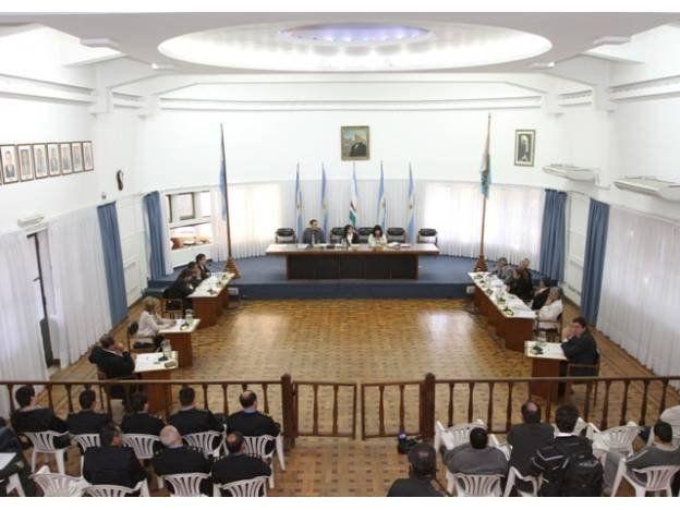 Quedaron conformadas las comisiones del Concejo Deliberante