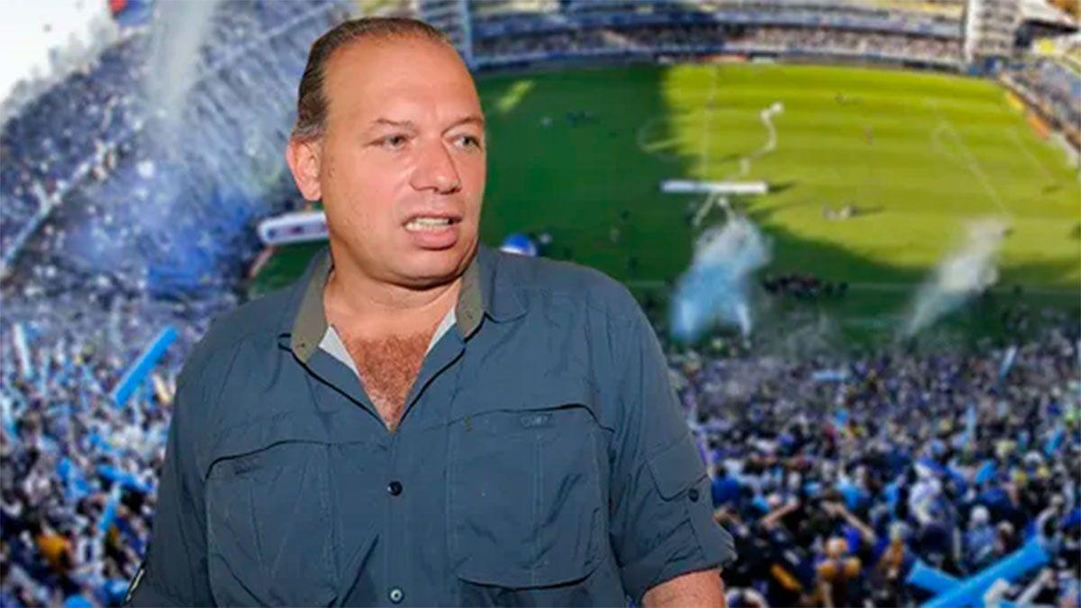 Berni propuso suspender los partidos internacionales