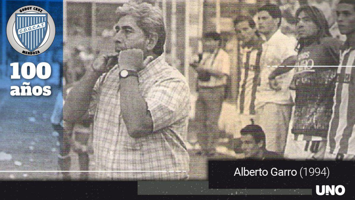 Alberto Garro