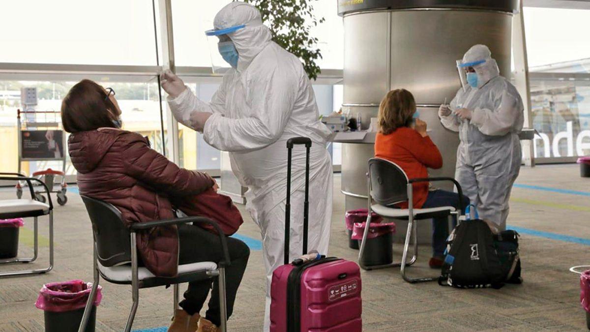 El Gobierno nacional reiteró la recomendación de no viajar al exterior para hacer turismo.