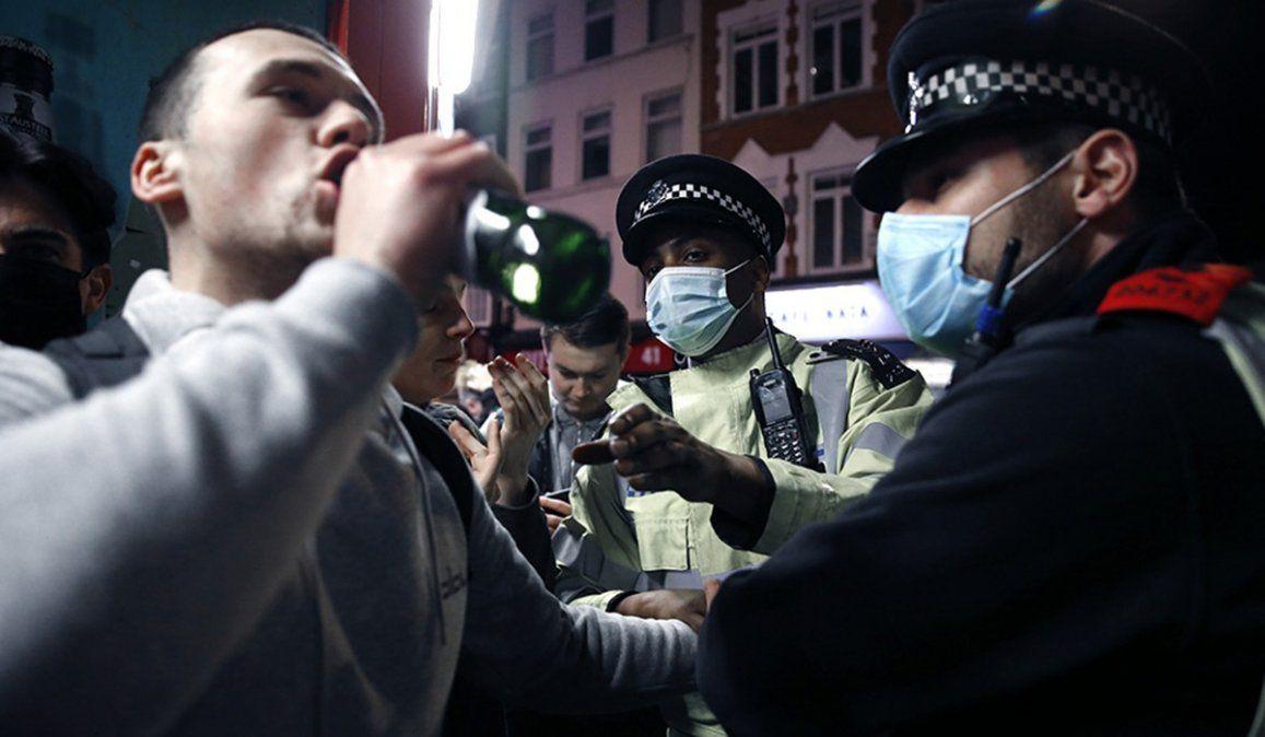 El consumo de alcohol se incrementó en cantidades importantes durante las cuarentenas en Gran Bretaña