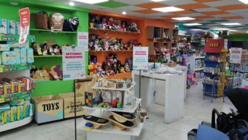 Récord de vistas y compras en el catálogo de juguetes de economía social