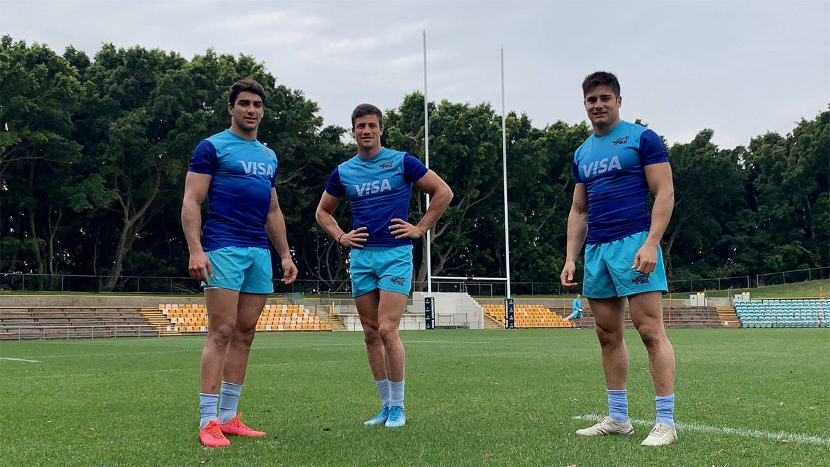Los Pumas tienen todo confirmado para el Rugby Championship