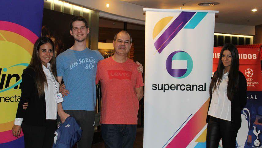 ¡Supercanal Arlink le regaló a sus clientes una final de película!