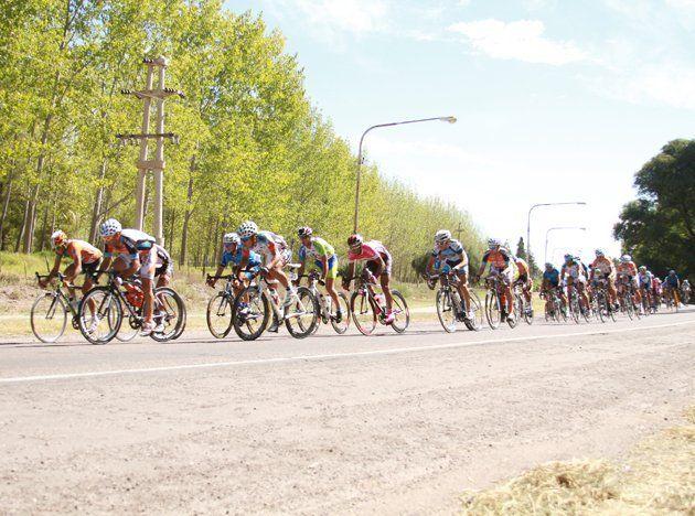 El chileno Mansilla ganó la 2° etapa
